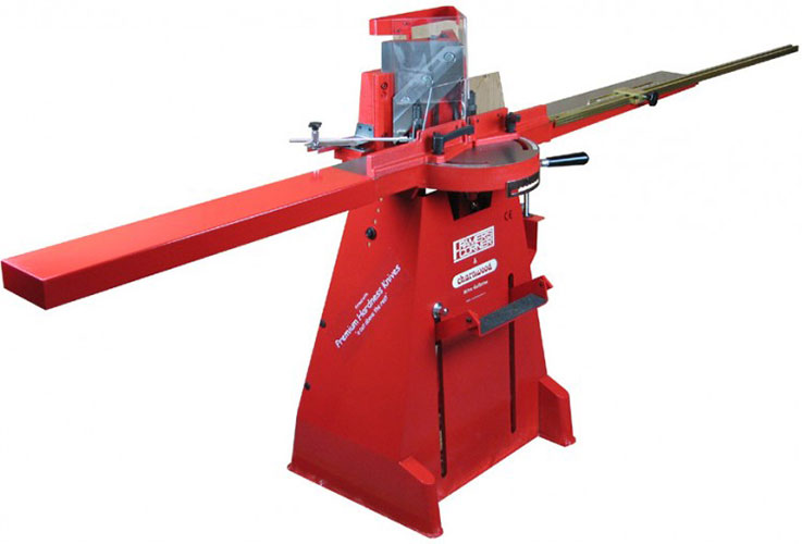 Foot Operated Mitre Guillotine-Framers Corner (VMI)